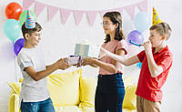 Детский день рождения  на ВДНГ на 1, 5 часа