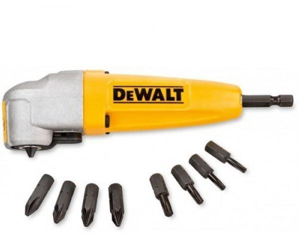 Насадка угловая DeWALT DT71517 для дрелей и шуруповертов EXTREME IMPACT