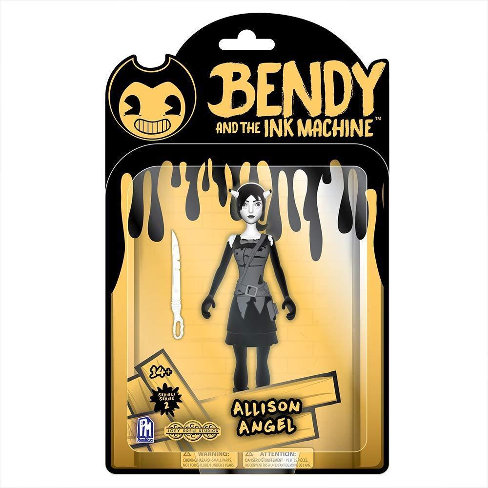 Фигурка Бенди и Чернильная машина Эллисон Ангел / Bendy and the Ink Machine : Allison Angel