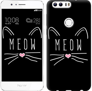 "Чехол на Huawei Honor 8 Kitty ""3677c-351-19380"""
