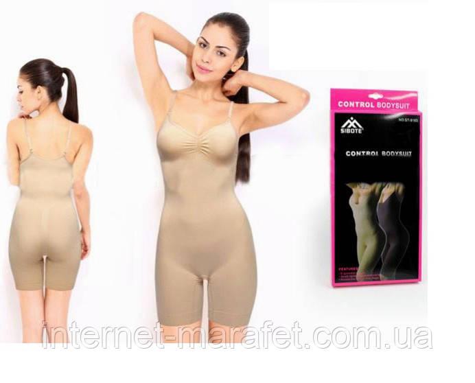 Утягивающие белье Control Bodysuit (женское боди)