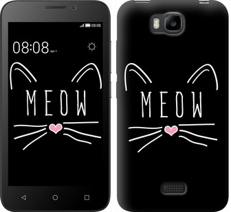 "Чехол на Huawei Ascend Y5C Kitty ""3677u-146-19380"""