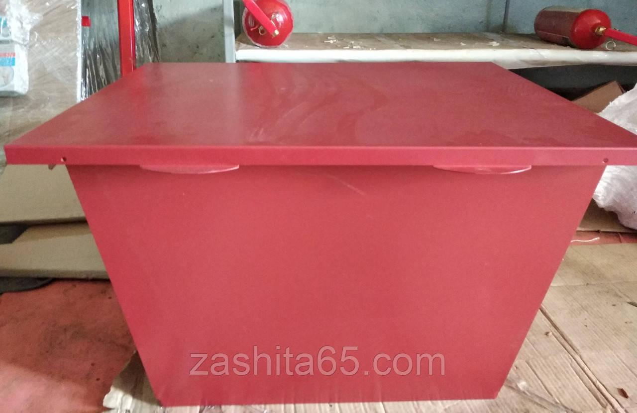 Ящик для песка пожарный   в Одессе