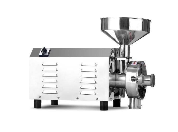 Мельница DEZOPT HK-830 (3 кВт, 200 кг/час) профессиональная жерновая мукомолка для цельно зерновой муки
