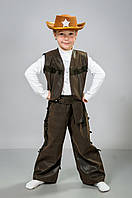 Карнавальное костюм Ковбой  3-8 лет, фото 1