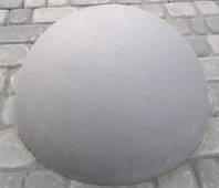 Полусферы бетонные 500х240