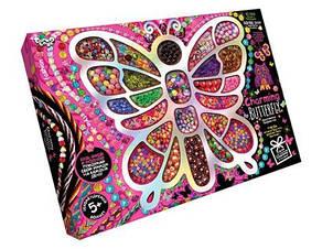 "Набор бисера DANKO TOYS ""Charming Butterfly"", CHB-01-01"