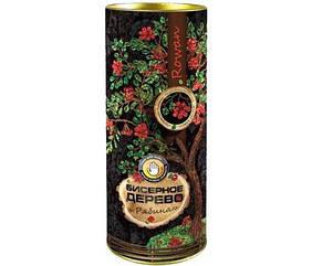 """Набор для бисерного рукоделия DANKO TOYS """"Бисерное дерево. ГОРОБЫНА"""" БД-03"""