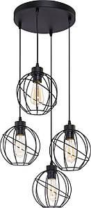 Подвесной светильник TK Lighting Orbita Black 1628
