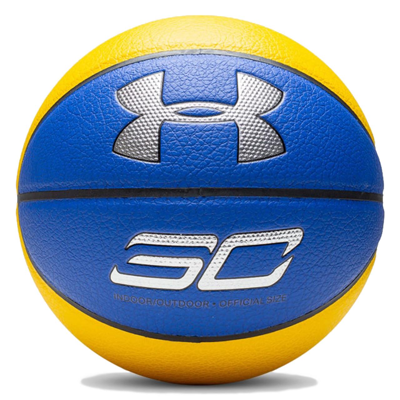 Мяч баскетбольный Under Armour Curry Composite 1328459-400