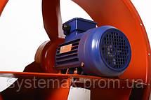 Вентилятор осевой ВО 06-300 №2,5 (ВО 13-290-2,5), фото 3