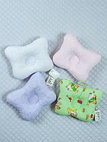 Ортопедическая подушка для новорожденных деток