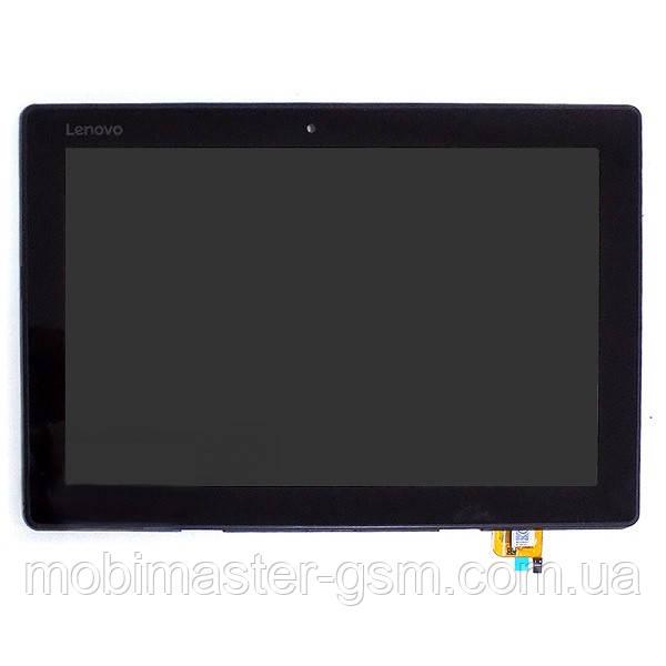 Дисплейный модуль Lenovo IdeaPad MiiX 320 (Ver1) черный