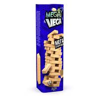 "Розвиваюча дженга - гра ""MEGA VEGA"" укр. арт. G-MV-01U, DANKO TOYS"