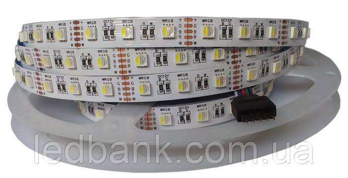 Светодиодная лента RGBW SMD 5050 60 led/m IP20
