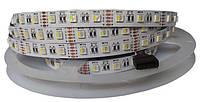Светодиодная лента RGBW SMD 5050 60 led/m IP20, фото 1