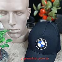 Кепка бейсболка BMW  (логотип вышит)