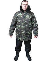Куртка камуфляжная (бушлат)