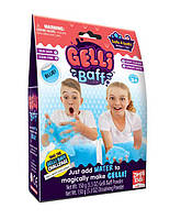 Желе снег для ванны Gelli Baff Голубой, 300г