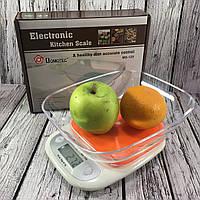 Весы кухонные с чашей DOMATEC mc-125 (7kg/1gr), фото 1