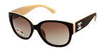 Модные солнечные очки женские Chanel Polaroid