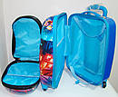 "Детский чемодан на колесах и рюкзак ""Миньон"" 516-7, фото 2"