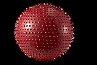 Мяч фитбол с шипами, диаметр 65 см +насос
