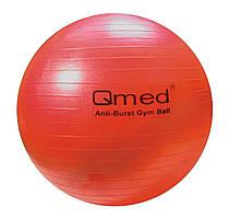 Гимнастический мяч ABS GYM BALL КМ-14, 55 см, цвет красный, Qmed, Польша