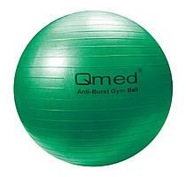 Гимнастический мяч ABS GYM BALL КМ-15, 65 см, цвет зеленый, Qmed, Польша