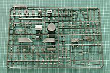 ЗСУ-23-4 ШИЛКА советская самоходная зенитная установка. 1/35 MENG TS-023, фото 2