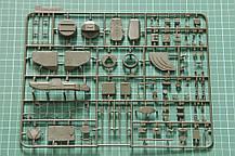 ЗСУ-23-4 ШИЛКА советская самоходная зенитная установка. 1/35 MENG TS-023, фото 3