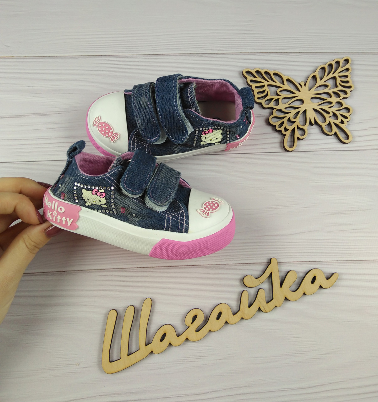 fbf01ec0 Кеды мокасины кроссовки на девочку 21-23 размер (12,8-13,6 см ...