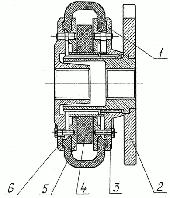 Муфта 086-55.17.0000 для 1989 - 1999 г.в.