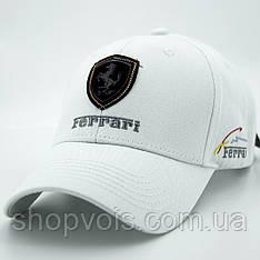 Кепка Ferrari А93 Белая