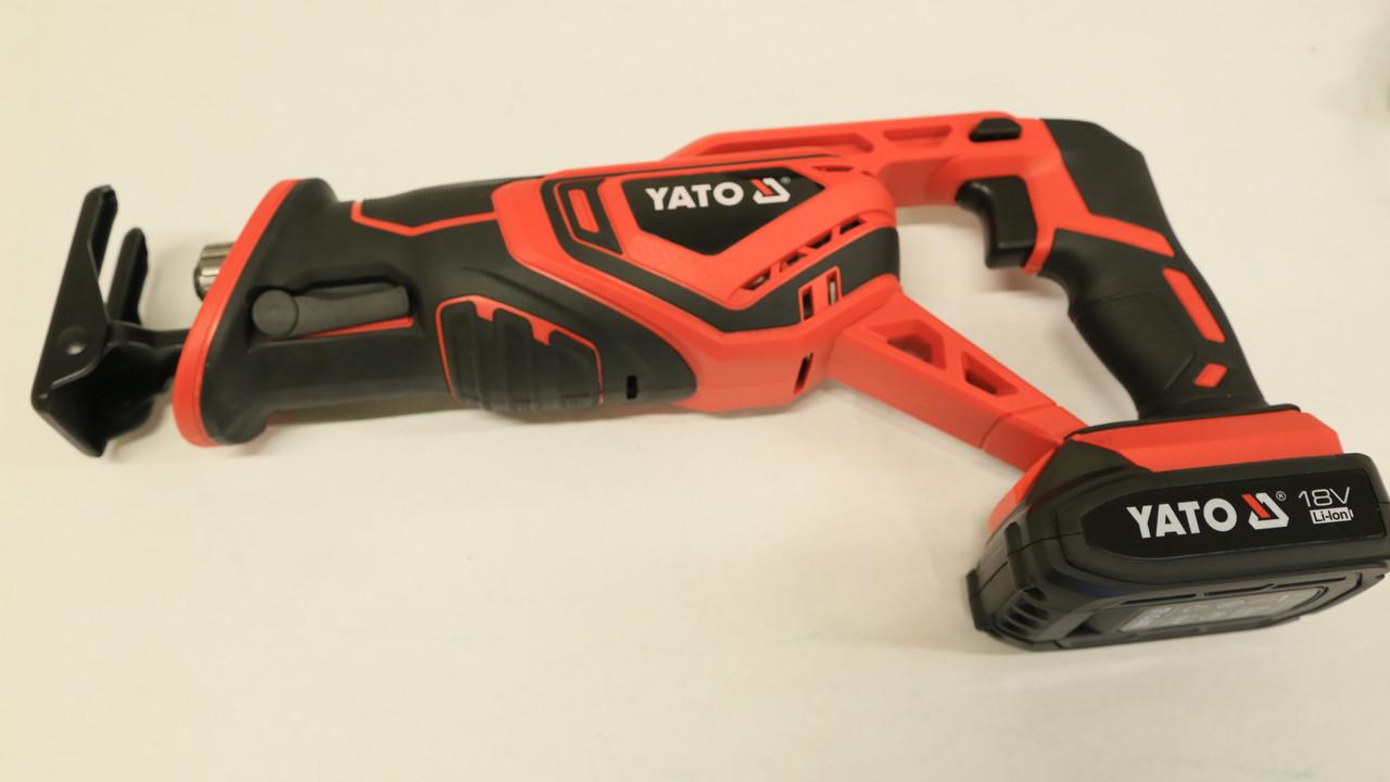 Сабельная пила Yato YT-82814