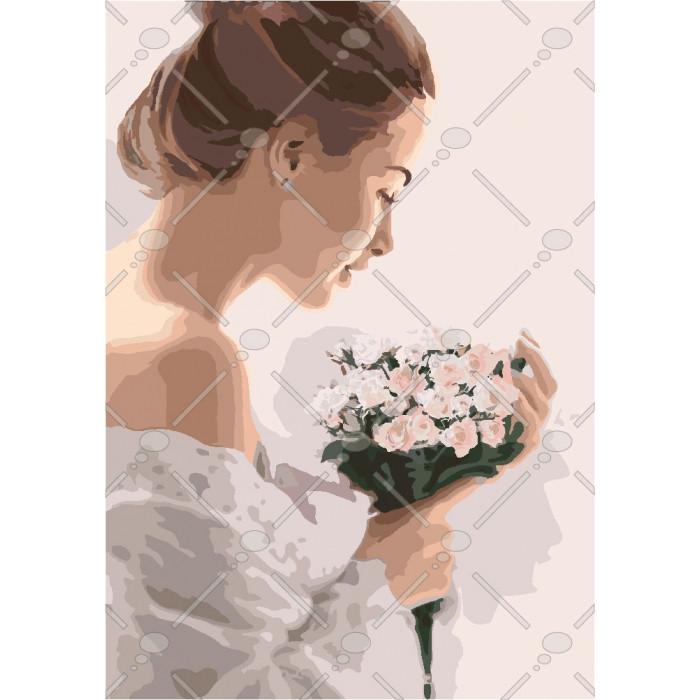 Картина по номерам Ранкова ніжність 2, 40x50 см., Идейка