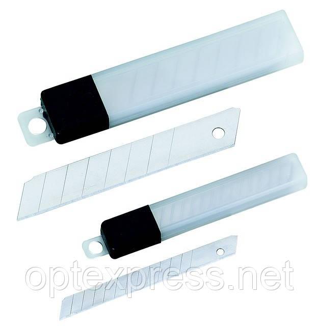 Запасные лезвия для канцелярских ножей ALCO