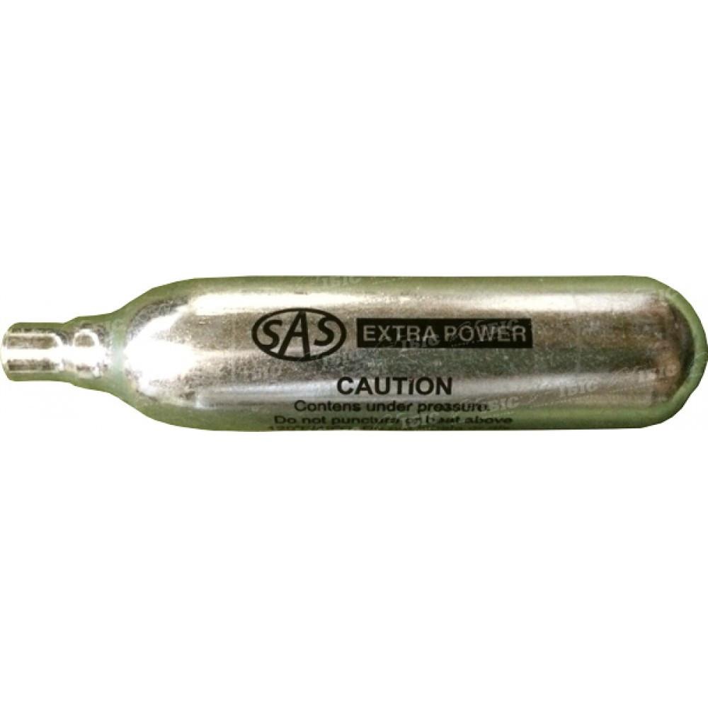 20 баллонов Co2 Crosman/Borner/SAS 12гр