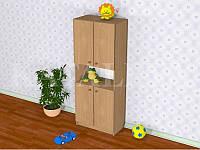 Шкаф для игрушек (600х320х1491h)