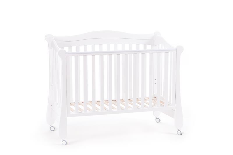 Кроватка Veres Соня ЛД18 Белый