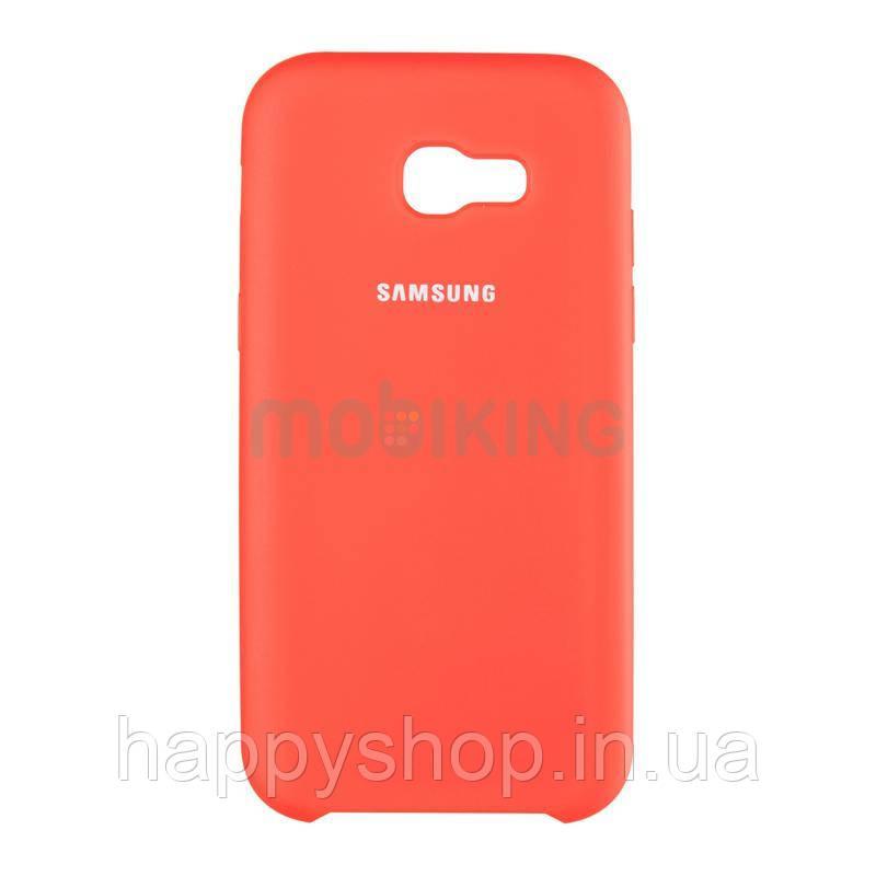 Оригінальний силіконовий чохол Soft touch для Samsung Galaxy J2 2018 (J250) Red