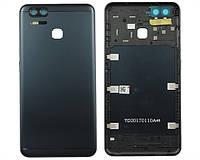 Задняя крышка Asus ZenFone 3 Zoom (ZE553KL), черная, оригинал (Китай)
