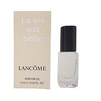 Lancome La vie est belle - Parfum oil 7ml