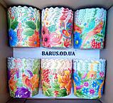 Бумажные формы для выпечки оптом 110*85  Петриковка, фото 2