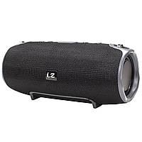 Переносная колонка LZ Xtreme mini Black мощная музыкальная колонка беспроводное Bluetooth подключение