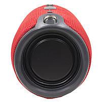 Беспроводная колонка LZ Xtreme mini Red блютуз подключение портативная музыкальная Bluetooth USB microSD, фото 3