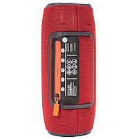 Беспроводная колонка LZ Xtreme mini Red блютуз подключение портативная музыкальная Bluetooth USB microSD, фото 4