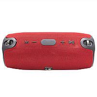 Беспроводная колонка LZ Xtreme mini Red блютуз подключение портативная музыкальная Bluetooth USB microSD, фото 6