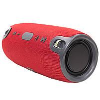 Беспроводная колонка LZ Xtreme mini Red блютуз подключение портативная музыкальная Bluetooth USB microSD, фото 7