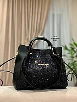 2988ce44acba Женская кожаная сумка копия топ качества Michael Kors с напылением 6 цветов
